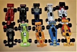 Cars - Formula One - Set of 10 Cars - $5.90