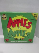 Out of the Box Apples to Apples Junior 9+ game  The game of crazy compar... - $9.85