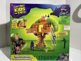 The Last Kids On Earth Tree Fortress Of Awesomeness - $25.74