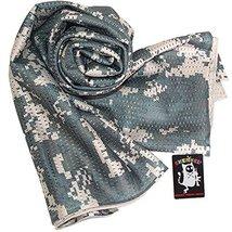 SHENKEL neck scarf ACU camouflage - $21.07 CAD