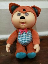 Cabbage Patch Kids Cuties Forest Friends Fox Plush Doll - $16.44