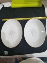 Vintage 1961 Kaysons Golden Rhapsody Oval Serving Bowl Fine China Japan ... - $10.39