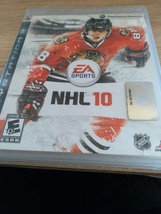 Sony PS3 NHL 10 image 1
