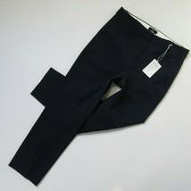 NWT J.Crew 365 High Rise Cameron in Navy Seasonless Stretch Crop Pants 10 - $42.00