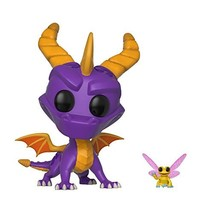 Funko Pop! & Buddy: Spyro The Dragon - Spyro & Sparx, Multicolor - $13.34