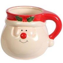 Royal Norfolk Dolomite Christmas Character Mugs, 15 oz. (Santa) - $7.92