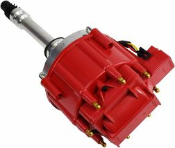 Mercruiser OMC Marine HEI Electronic Distributor 305 350 454 5.0 5.7 7.4 8.2 Red image 3