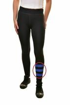 Divers Legging Rayé Élastique Doux Pour Femmes Maigre Noir Taille US 0 - $61.18