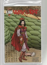 Way of the Rat #9 - February 2003 - Cross Generation Entertainment   Chu... - $2.45
