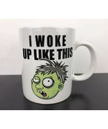 "Unique Ceramic ""I Woke Up Like This"" 16oz Coffee Cup Mug - $7.93"