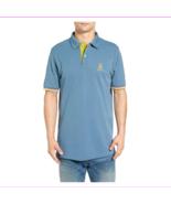 Psycho Bunny Men's 'St. Lucia' Pique Pima Cotton Polo, Size XL, MSRP $115 - $78.10