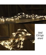 Star Led string light 260ct Wreaths Holiday Floral Watering Cans Wedding... - $79.19