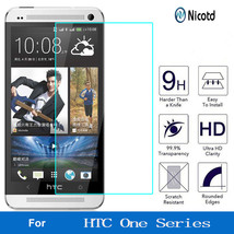 Nicotd 9H Screen Protector Tempered Glass For HTC Desire 510 610 626 For HTC One - $14.58