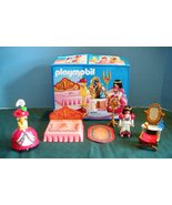 Vintage Playmobil #4253 Royal Bedroom Complete with Box/NR MINT! (B) - $35.00