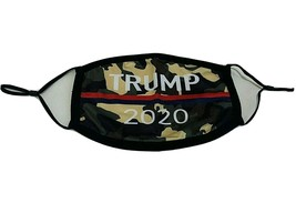 Buy 1 Get 1 Free Trump 2020 Face Mask MAGA Keep America Great Adjustable... - $7.91