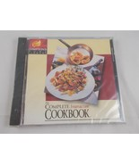 Compton's Complete Interactive Cookbook Home Library 1996 CKS3AE-B1 Sealed - $1.83