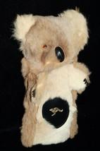 "Australian KOALA BEAR 10"" Kangaroo Plush Hand Puppet M & H Levy Stuffed ... - $19.32"