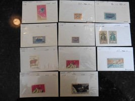 G44 LOT of stamps Somalia Somali coast postage due 1926 20c 1965 95F 193... - $11.63