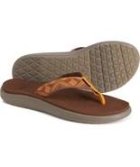 Teva Voya Flip-Flops (For Women) Cayambe Sunflower Size 9 Ships Free - $28.00