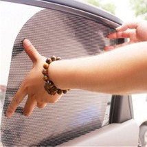 Windshield Sticker Sunshade Vehicle UV Ray Protector 2Pcs Heat Shield Re... - $13.99