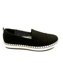 Clarks Cloudsteppers Womens Step Glow Jade Slip On Sneaker 23535 Black 9W - $34.64
