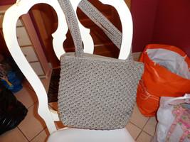Medium brown handbag from The Sak - $8.99