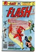 FLASH COMICS #244 Mirror Master comic book-1976 - $18.92