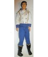 "Disney The LITTLE MERMAID Doll PRINCE ERIC Groom dressed 12"" - $24.99"