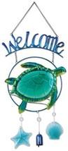 Sunset Vista Designs Turtle Welcome Sign - €23,50 EUR