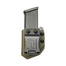 Tulster Universal .45ACP Double Stack Mag Carrier Echo Carrier IWB/OWB OD Green