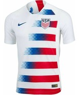 NIKE USA HOME MATCH VAPOR MATCH 18/19 JERSEY SIZE S NEW W/TAG $165 (8939... - $69.55