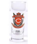 """Cincinnati Reds Baseball Est 1876 4"""" Collectible Shooter Glass - $8.50"""