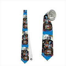 necktie Jean Michel Basquiat Super Jumbo street urban graffiti art galle... - $22.00