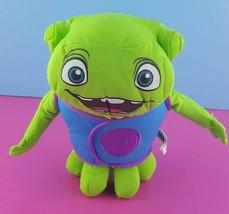 "Dreamworks Movie Home Green Oh Alien Boov Plush 9"" Stuffed Animal 2015 #A41 - $12.86"