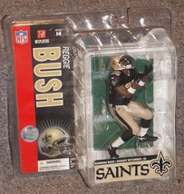 2006 McFarlane NFL New Orleans Saints Reggie Bush Series 14 Figure NIP - $21.99