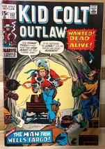 KID COLT OUTLAW #152 (1971) Marvel Comics VG+/FINE- - $9.89