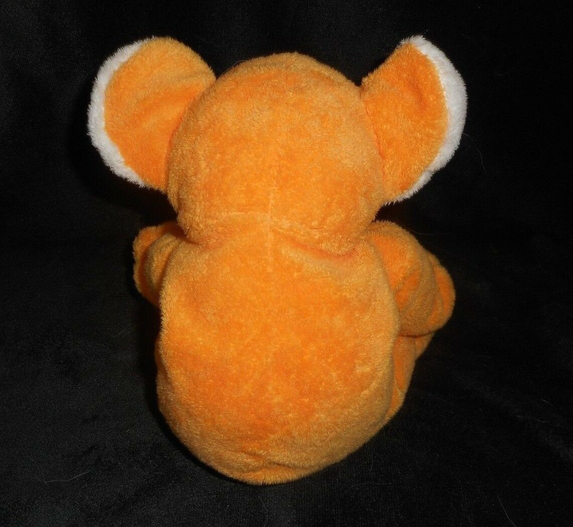 Ty Pluffies 2003 Pookie Arancione Bambino Koala Orsacchiotto Peluche Peluche