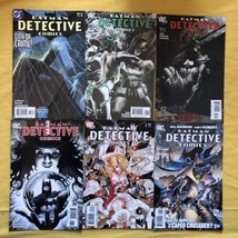 Lot of 12 Detective Comics (1937 1st Series) from #806-860 VF Very Fine - $34.65