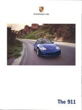 2004 Porsche 911 CARRERA sales brochure catalog 04 4S 996 - $12.00