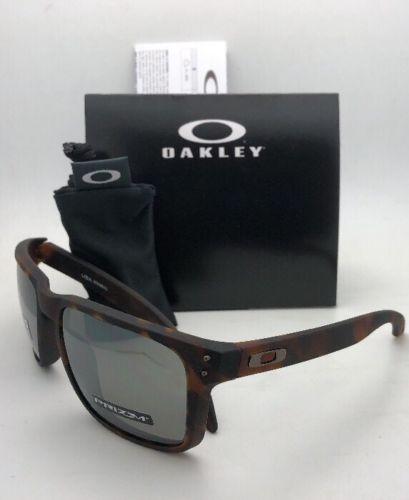 456353e614 OAKLEY Sunglasses HOLBROOK XL OO9417-0259 Brown Tortoise w  PRIZM Black  Iridium