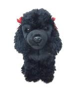 "Poodle (black) Cuddly toy Approximately 12"" - $20.74"