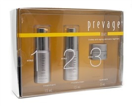 Elizabeth Arden PREVAGE Day 3-Step Anti-Aging Skincare Regimen; Treatmen... - $47.49