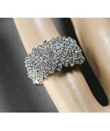 Ladies Vintage Platinum Diamond Cocktail Ring 2.50tdw 9g SI Size 6.25 Ex... - $4,900.00