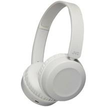 JVC HAS31BTH Foldable Bluetooth On-Ear Headphones (Warm Gray) - $65.95