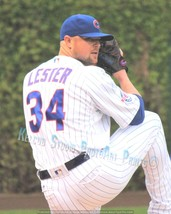 Original Jon Lester Chicago Cubs Pic Var Size PhotoArt World Series John... - $4.44+