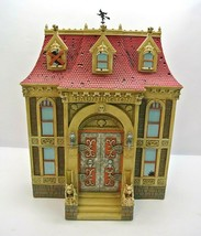 Hallmark Hauntington Collection Town Hall Haunted Halloween House Display - $55.99