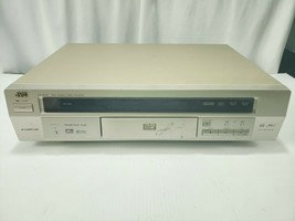 Jvc XV-D723GD Dvd Player Progressive Scan *Tested & Working - No Remote - $64.40