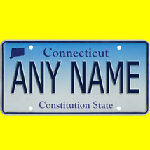 1/43-1/5 scale custom license plates any brand RC/model car - Connecticu... - $11.00