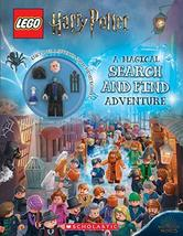 LEGO Harry Potter: A Magical Search and Find Adventure (Activity book wi... - $9.23