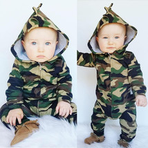 Toddler Baby Kids Boys Girls Infant Romper Jumpsuit Bodysuit Cotton Outf... - $31.50